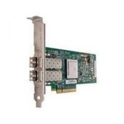 IBM Dual-Port Hostbus-Adapter PCI Express x4 8Gb Fibre Channel x 2 für System x Bild0