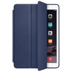 Apple Smart Case für iPad Air 2 Leder blau Bild0