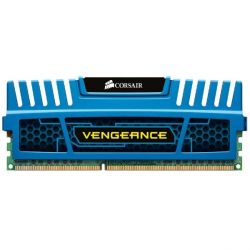 8GB (2x4GB) Corsair Vengeance Blau DDR3-2133 CL11 (11-11-11-27) RAM DIMM Kit Bild0