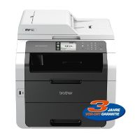 Brother MFC-9342CDW LED-Farblaserdrucker Scanner Kopierer Fax WLAN