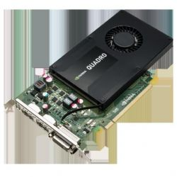 HP NVIDIA Quadro K2200 4GB PCI-E x16 Triple Head FH DVI 2x DP Bild0