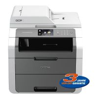 Brother DCP-9022CDW Farblaser-Multifunktionsdrucker Scanner Kopierer WLAN