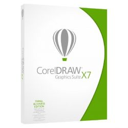 CorelDRAW Graphics Suite X7 Small Business Bild0
