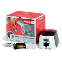 Evolis Badgy 100 Kartendrucker-Kit Bild0