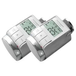 Honeywell 2er Set HR25-Energy Programmierbarer Heizkörperthermostat Bild0