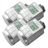 Honeywell 4er Set HR25-Energy Programmierbarer Heizkörperthermostat