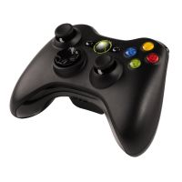 Microsoft Xbox 360 Wireless Controller für Windows schwarz