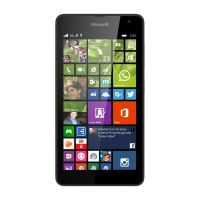Microsoft Lumia 535 schwarz Windows Phone 8.1 Smartphone