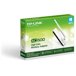 TP-LINK AC600 High-Gain Archer T2UH 433MBit + 150MBit WLAN USB-Adapter Bild0