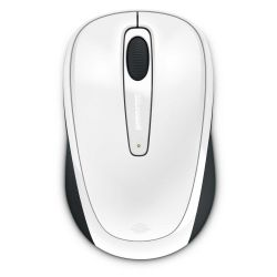 Microsoft Wireless Mobile Mouse 3500 White Gloss  Bild0