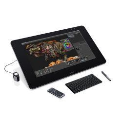 Wacom Cintiq 27QHD Pen & Touch Display Bild0