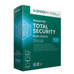 Kaspersky Total Security Multi-Device - 1 Gerät 1 Jahr Base Lizenz Bild0
