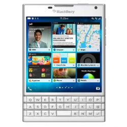 BlackBerry Passport white Smartphone Bild0