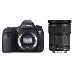 Canon EOS 6D Kit EF 24-105mm f/3,5-5,6 IS STM Spiegelreflexkamera *Aktion* Bild0