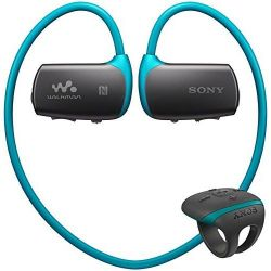 SONY NWZ-WS613 All-in-One WALKMAN kabellos, wasserdicht, 4GB - blau Bild0