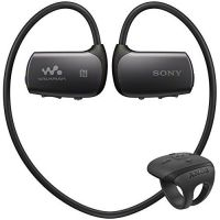 SONY NWZ-WS613 All-in-One WALKMAN kabellos, wasserdicht, 4GB - schwarz