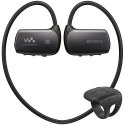 SONY NWZ-WS613 All-in-One WALKMAN kabellos, wasserdicht, 4GB - schwarz Bild0