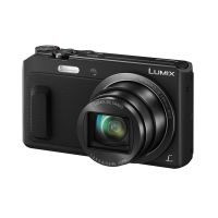 Panasonic Lumix DMC-TZ58 Digitalkamera schwarz