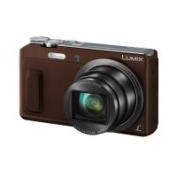 Panasonic Lumix DMC-TZ58 Digitalkamera braun