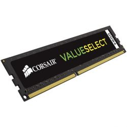 8GB (1x8GB) Corsair Value Select DDR4-2133 RAM CL15 (15-15-15-36)  Schwarz Bild0