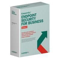Kaspersky Endpoint Security for Business Select 15-19 1 Jahr Lizenz