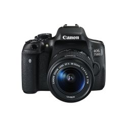 Canon EOS 750D Kit 18-55mm IS STM Spiegelreflexkamera *Winter Aktion* Bild0