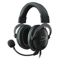 HyperX Cloud II Headset Gun Metal PC/Mac/PS4/XBOX One