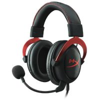 HyperX Cloud II Headset Red PC/Mac/PS4/XBOX One