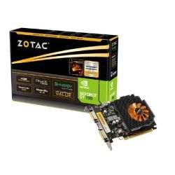 Zotac GeForce GT 730 Synergy Edition 4GB GDDR3 PCIe Grafikkarte 2xDVI/Mini-HDMI  Bild0