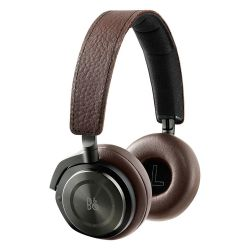 B&O PLAY BeoPlay H8 On-Ear Bluetooth-Kopfhörer Noise-Cancellation gray hazel Bild0