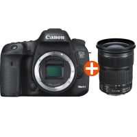 Canon EOS 7D Mark II Kit EF 24-105mm 3.5-5.6 IS STM Spiegelreflexkamera *Cashbac