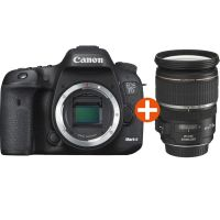Canon EOS 7D Mark II Kit EF-S 17-55mm f/2.8 IS USM Spiegelreflexkamera *Cashback