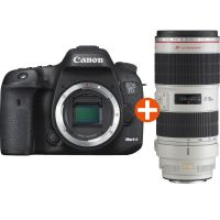 Canon EOS 7D Mark II Kit EF 70-200mm 2,8L IS II USM Spiegelreflexkamera *Cashbac