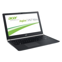 Acer Aspire V 15 Nitro Notebook i5-5200U SSHD matt Full HD GF940M ohne Windows Bild0