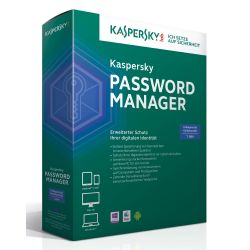 Kaspersky Password Manager Bild0