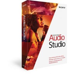 SONY Sound Forge Audio Studio 10 Release 2014 Academic Bild0