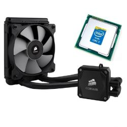 Intel Core i7-4790K & Corsair Hydro Series H60 Wasserkühlung Bundle Bild0