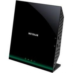NETGEAR AC1200 WLAN-Modem-Router ‒ Essentials Edition (D6100) Bild0