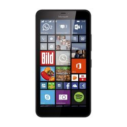 Microsoft Lumia 640 XL Dual-SIM schwarz Windows Phone 8.1 Smartphone Bild0