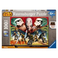 "Ravensburger Puzzle 100 Teile Star Wars ""Helden des Imperiums"" 10563"