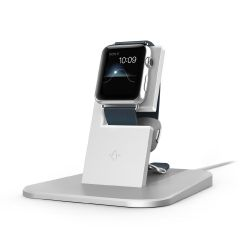 Twelve South HiRise Stand für Apple Watch, silver Bild0