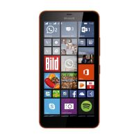 Microsoft Lumia 640 XL Dual-SIM orange Windows Phone 8.1 Smartphone