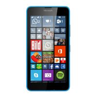 Microsoft Lumia 640 XL Dual-SIM cyan Windows Phone 8.1 Smartphone