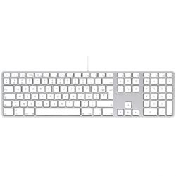 Apple Keyboard mit Ziffernblock (Belgisches Layout) Bild0