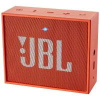 JBL GO Orange Ultraportabler Bluetooth Lautsprecher