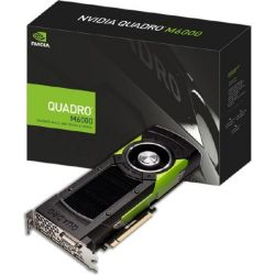 PNY NVIDIA Quadro M6000 12GB PCIe 3.0 Workstation Grafikkarte 4x DP/DVI - Retail Bild0