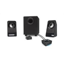 Logitech Multimedia Speakers Z213 3,5mm Klinke Bild0