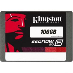 Kingston SSDNow E50 100GB MLC 2.5zoll SATA600 7mm- Enterprise Bild0