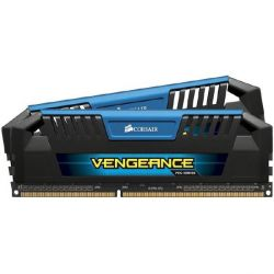 16GB (2x8GB) Corsair Vengeance Pro Blue DDR3-1600 CL9 RAM DIMM - Kit Bild0