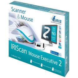 IRIS IRISCAN Mouse Executive 2 All-in-One Mausscanner Bild0